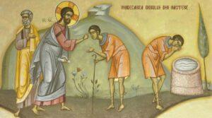 Homélie du père Placide (Deseille) pour le dimanche de l'Aveugle-né