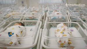 L'archevêque de Boïarsk Théodose a commenté le scandale des 46 bébés qui ont été abandonnés par leurs mères porteuses dans un hôtel de Kiev
