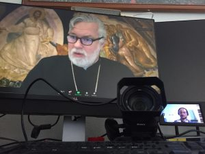 Le rassemblement de la jeunesse orthodoxe de Belgique a eu lieu par Internet