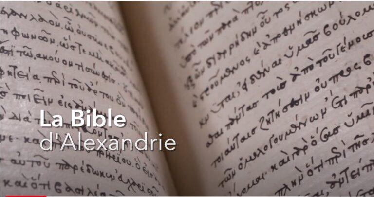«Bible d'Alexandrie» – deux émissions sur France 2 les 17 et 21 mai