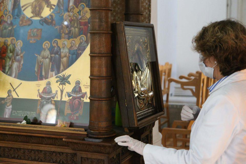 Le ministère de la Santé de Chypre précise ses recommandations concernant la fréquentation des églises