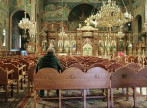 Les églises sont rouvertes en Grèce à partir d'aujourd'hui, mais pour la seule prière individuelle
