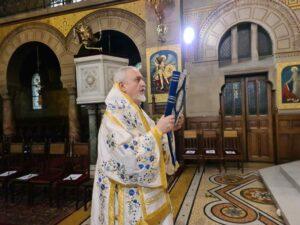 Le métropolite Emmanuel évoque la réouverture des églises en France