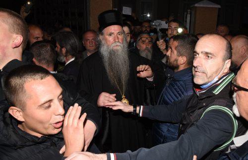 Mgr Hilarion a commenté l'arrestation au Monténégro de l'évêque de Budimlje-Nikšić Joannice et de sept clercs