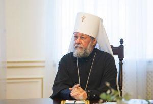 Le métropolite de Chișinău Vladimir a adressé une protestation au gouvernement moldave en raison de son mépris envers l'Église pendant la crise du coronavirus