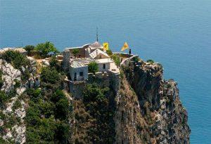 Le Mont Athos sera rouvert le 1er juin aux pèlerins