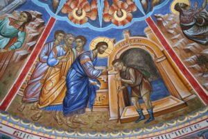 Offices du dimanche de l'Aveugle-né lus par les laïcs