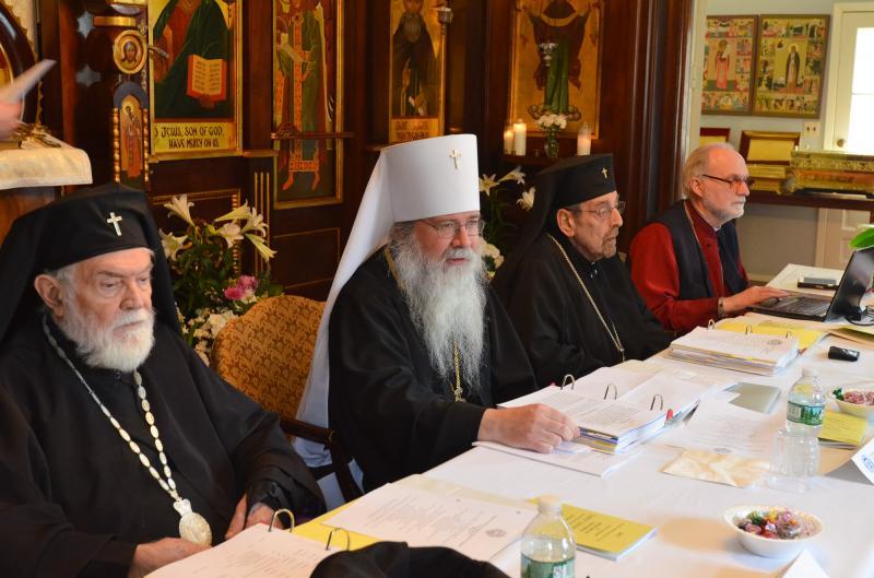 Directives pratiques données par l'Église orthodoxe en Amérique concernant la réouverture prochaine des églises