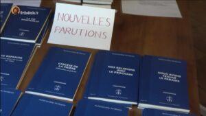 Le père Élie présente la collection de livres « L'Orthodoxie »