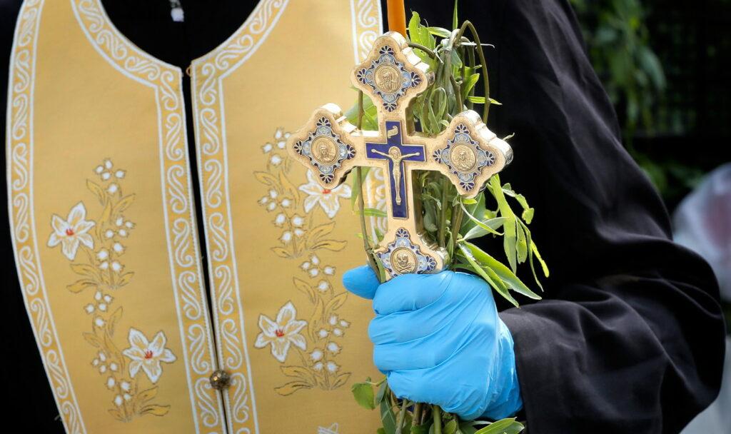 Directives de l'Église orthodoxe de Roumanie pour les prêtres et les fidèles durant cette période de vigilance