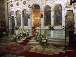 Reprise des célébrations dans les églises de la Métropole orthodoxe grecque de France à partir de 3 juin