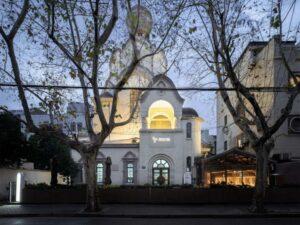 Une église orthodoxe de Shanghai transformée en librairie