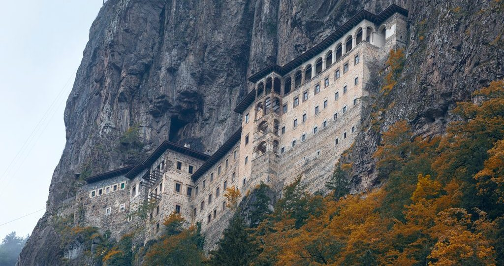 La réouverture du monastère de la Mère de Dieu de Soumela (Turquie) a été reportée