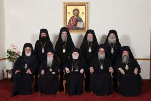 « La sainte communion est la base de notre foi » – déclaration du Saint-Synode de l'Église orthodoxe de Crète