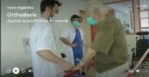 «Apaiser la souffrance du monde» – vidéo de l'émission de télévision «Orthodoxie» (France 2)