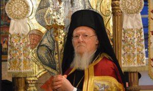 Message du patriarche Bartholomée à l'occasion de la journée mondiale des océans