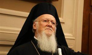 Lettre du patriarche œcuménique Bartholomée aux primats des Églises orthodoxes locales au sujet du mode de distribution de la sainte communion