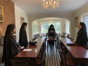 Communiqué de la  19e réunion de la Conférence épiscopale orthodoxe du Benelux (CEOB)