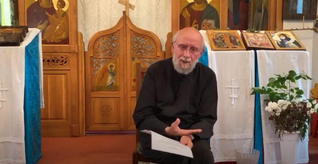 P. Marc-Antoine Costa de Beauregard : « Les mots blessés du christianisme : Vous avez dit sacrifice ? »