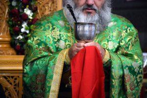 Commentaires sur l'interprétation du 28e canon du Concile Quinisexte par saint Nicodème l'Hagiorite relativement à l'utilisation de la cuiller pour la sainte communion
