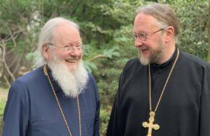 Consécration à Paris ce week-end de deux nouveaux évêques orthodoxes