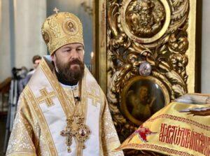Le métropolite Hilarion : Le Seigneur appelle tous les hommes à la sainteté