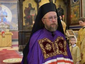 Discours de l'archimandrite Élisée, élu pour la ville de Reoutov