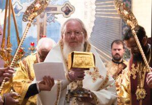 Discours de l'archimandrite Syméon, évêque élu de Domodedovo