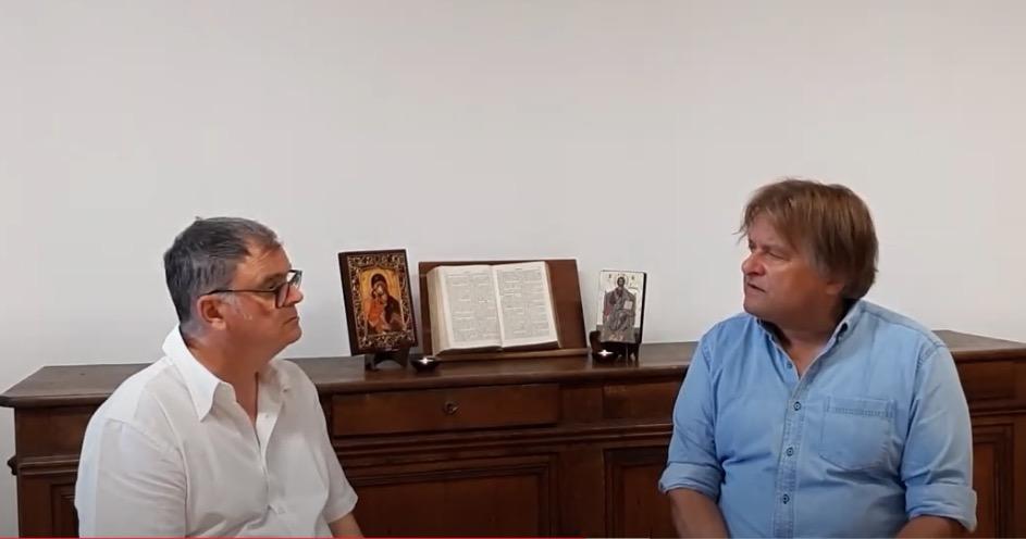 Entretien avec Bertrand Vergely à Orange