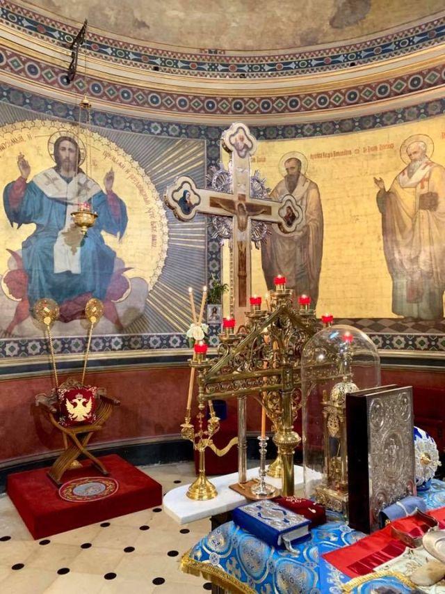 «Deux nouveaux évêques orthodoxes de France»