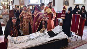 L'archimandrite Séraphim (Bobitch), ancien higoumène de la skite athonite du prophète Élie, est décédé