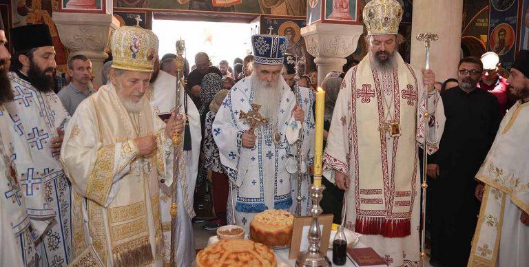 Fête de saint Justin au monastère de Ćelije (Serbie)