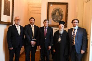 L'ambassadeur américain en Turquie a visité le Patriarcat œcuménique