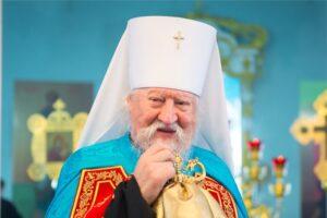 L'un des plus anciens hiérarques de l'Église orthodoxe russe, le métropolite de Tcheboksary et de Tchouvachie Barnabé, est décédé des suites du coronavirus