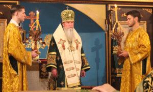 Lettre ouverte de l'archevêque de San Francisco Cyrille (Église russe hors-frontières) au gouverneur de l'État de Californie au sujet de l'interdiction du chant choral dans les églises