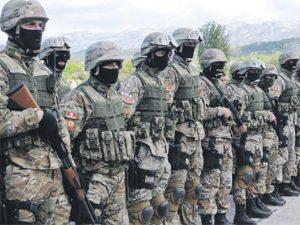 Plus de 180 militaires monténégrins déclarent leur soutien à l'Église orthodoxe serbe