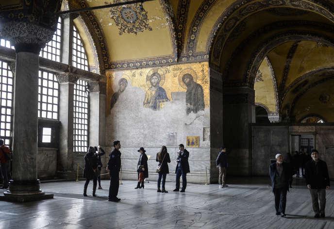 Évêque Athanase Jevtić : Sainte-Sophie, la Grande Église du Christ