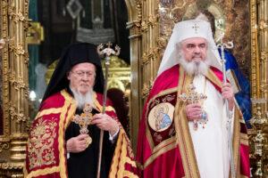 Le patriarche de Roumanie Daniel soutient le patriarche œcuménique Bartholomée au sujet du statut de Sainte-Sophie