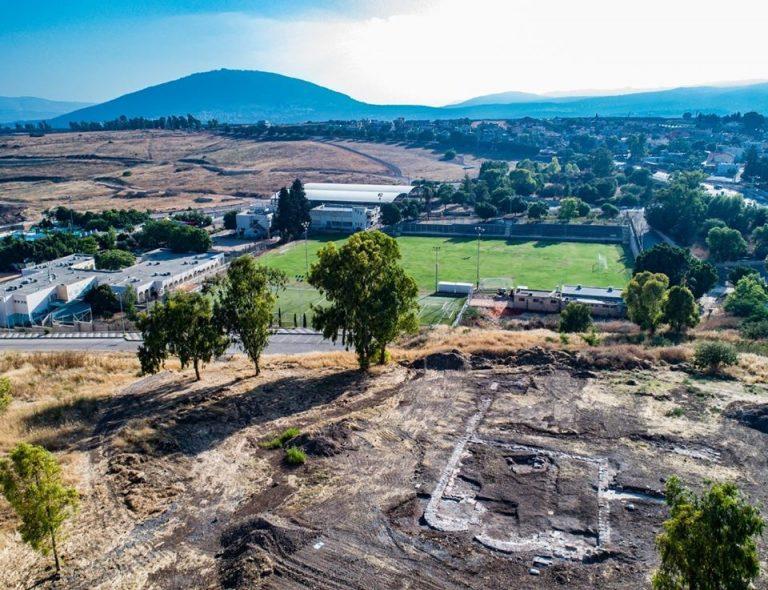 Une église vieille de 1300 ans a été découverte près du mont Tabor