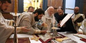La mission du Patriarcat œcuménique est de prendre soin de tous les fidèles orthodoxes
