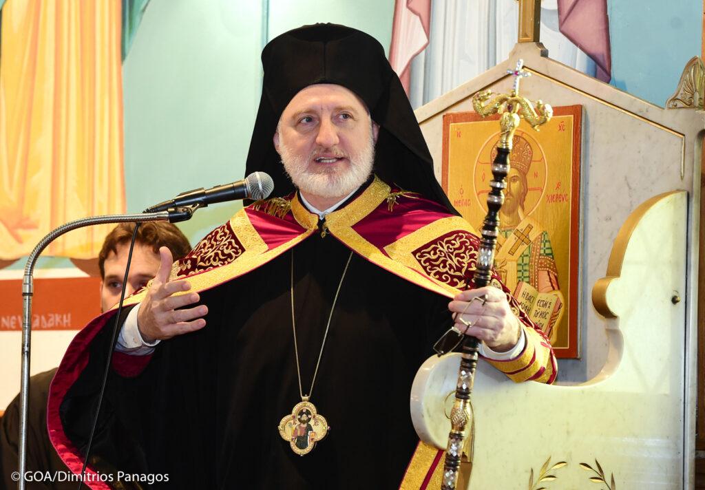L'archevêque grec d'Amérique à la BBC : « Nous ne cesserons jamais de travailler sur la question de Sainte-Sophie »