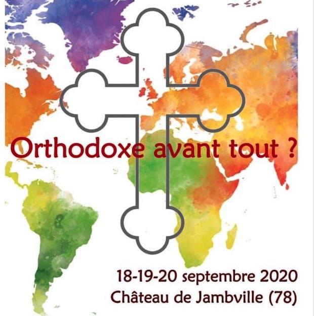 Festival de la jeunesse orthodoxe 2020 : « Orthodoxe avant tout ? » – 18-20 septembre
