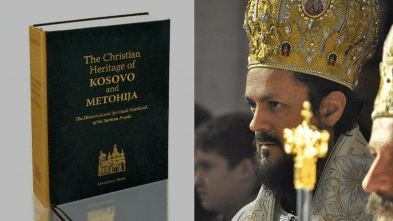 Le livre « The Christian Heritage of Kosovo and Metohija » désormais disponible en format numérique