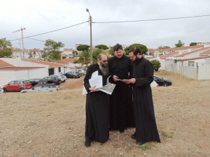 L'Église orthodoxe russe construit sa première église à Cascais, au Portugal