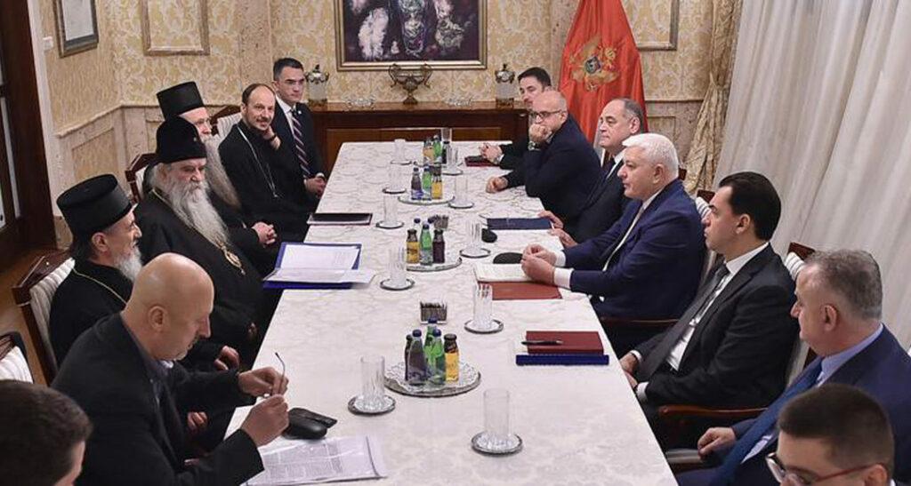 «Nous acceptons votre invitation pour terminer le dialogue commencé» – Réponse du diocèse du Monténégro au Premier ministre Marković