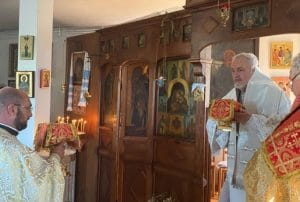 « Aujourd'hui encore, l'Église est attaquée… » déclare le métropolite Emmanuel