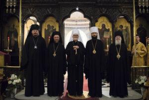 Compte rendu de l'ordination des évêques auxiliaires de l'Archevêché des églises orthodoxes de tradition russe en Europe occidentale