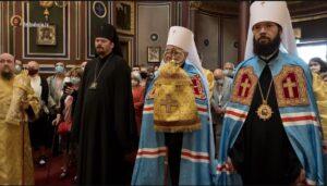 Sermon de Mgr Jean Renneteau à l'occasion de l'ordination épiscopale de Mgr Élisée, le 28 juin