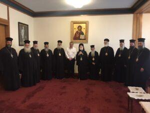 Message du Saint-Synode régional de l'Église de Crète au sujet de la communion en période de pandémie et du statut de Sainte-Sophie