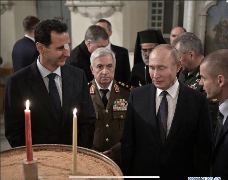 Bientôt «une mini Sainte-Sophie» en Syrie avec l'aide des Russes